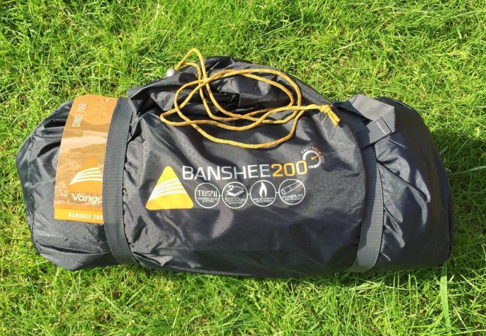 Splodz Blogz   Vango Banshee 200 Tent