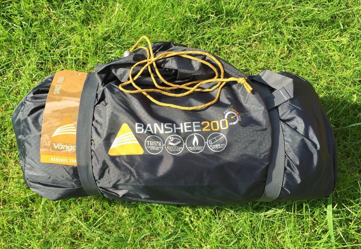 Splodz Blogz | Vango Banshee 200 Tent & REVIEW | VANGO BANSHEE 200 TENT u003e SPLODZ BLOGZ