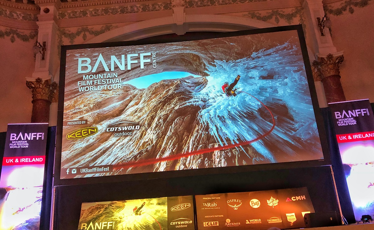 BANFF MOUNTAIN FILM FESTIVAL | THE RED FILMS