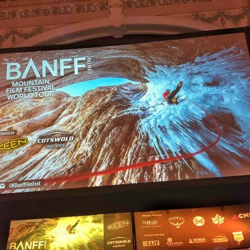 BANFF MOUNTAIN FILM FESTIVAL | THE BLUE FILMS