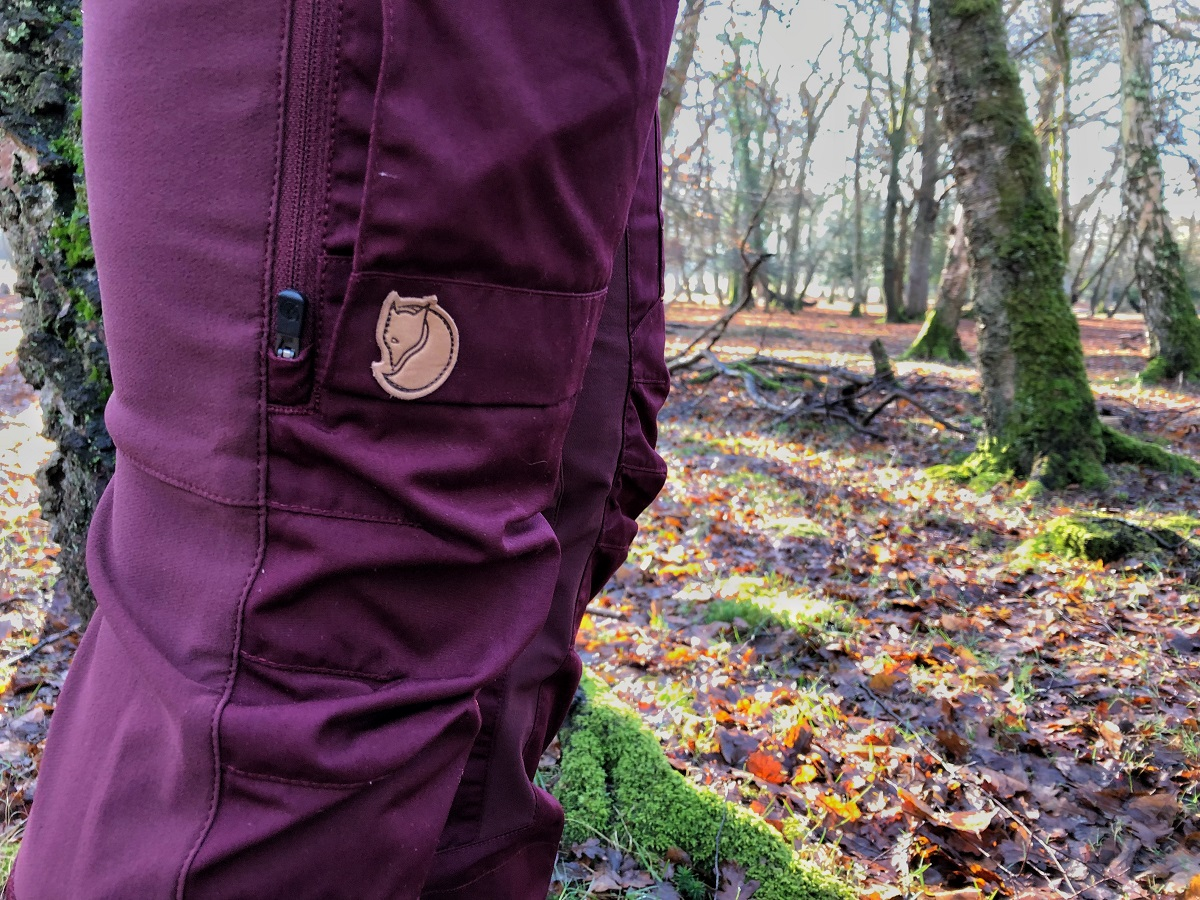 REVIEW: FJALLRAVEN KEB TROUSERS