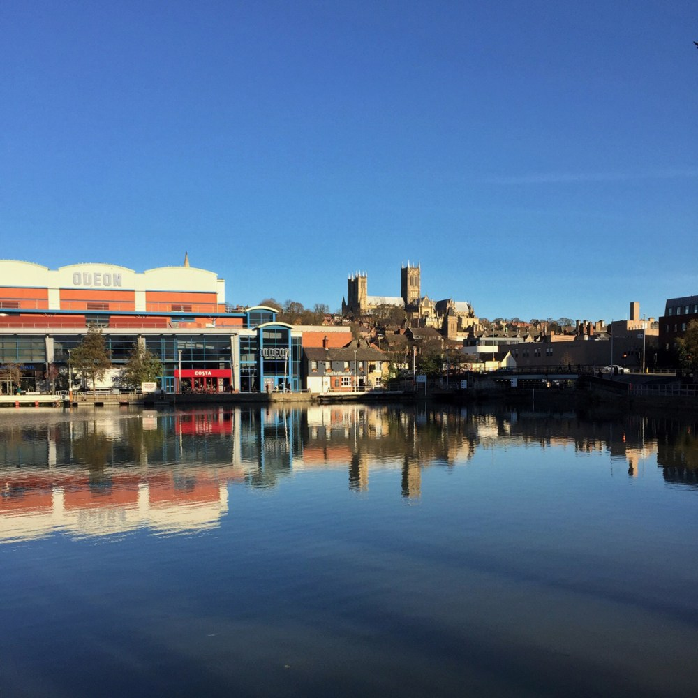 Splodz Blogz | 24 Hours in Lincoln - Brayford Pool