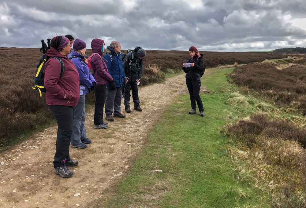 Splodz Blogz | Hole of Horcum Hike with Outdoor Bloggers
