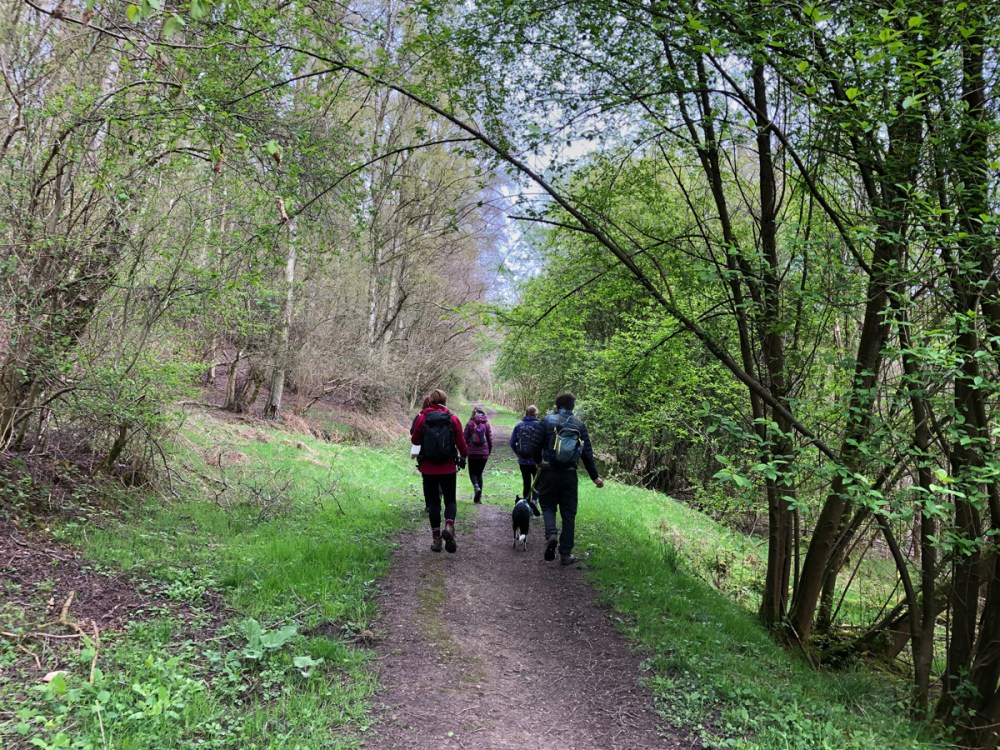 Splodz Blogz | Outdoor Bloggers Walk to Dalby Forest