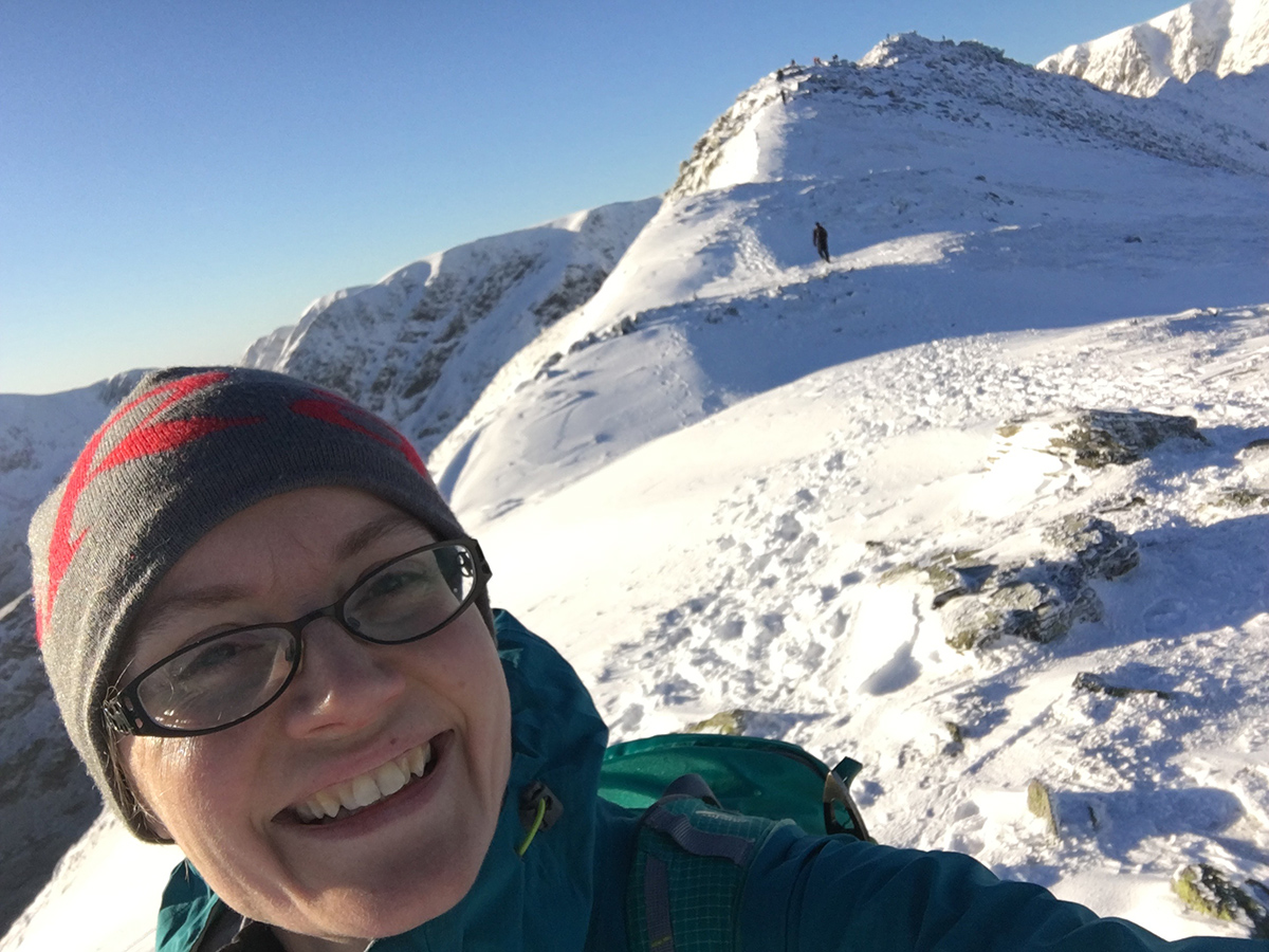 THE GETOUTSIDE INTERVIEWS | EMILY THOMPSON