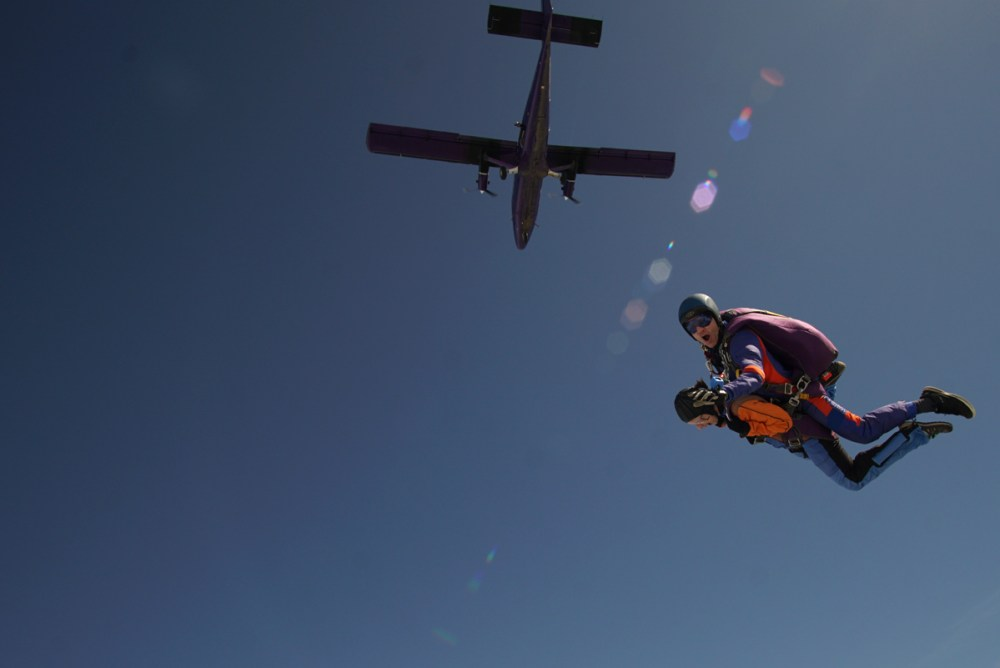 Splodz Blogz | Tandem Skydive with North London Skydiving