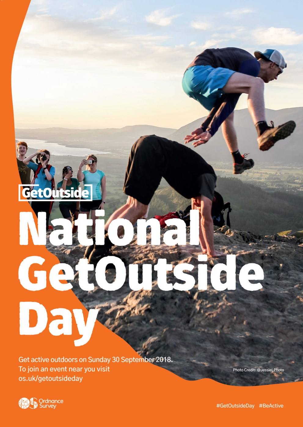 Splodz Blogz | National GetOutside Day 2018 Ordnance Survey