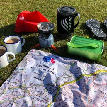 REVIEW | PACMAT X ORDNANCE SURVEY PICNIC BLANKET