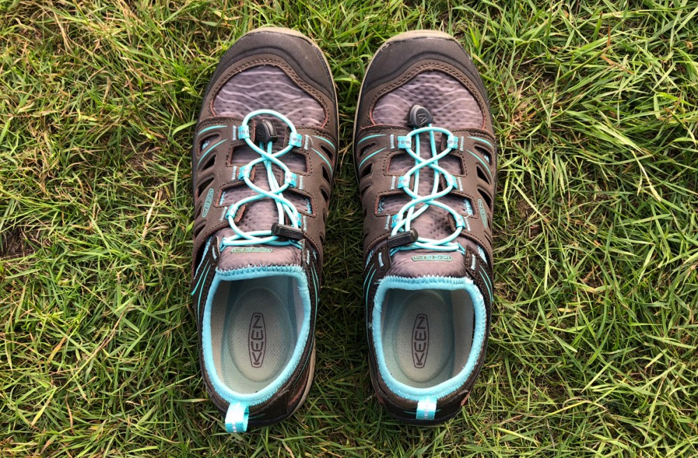 Splodz Blogz | Terradora Ethos Hiking Shoes for Women