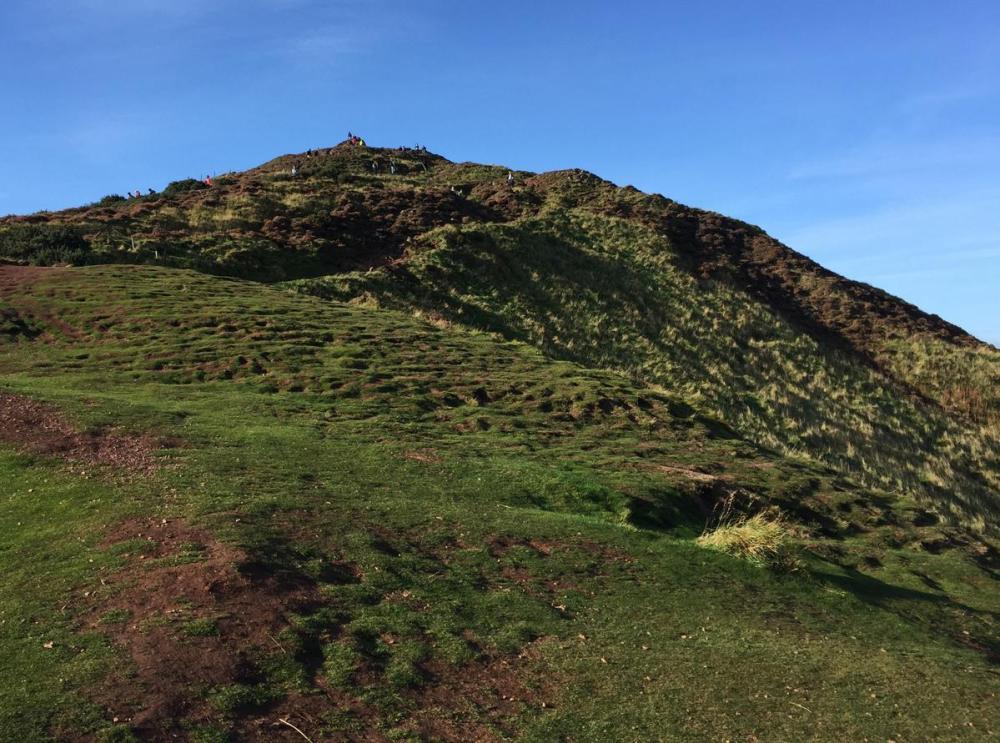 Splodz Blogz | Arthur's Seat, Edinburgh