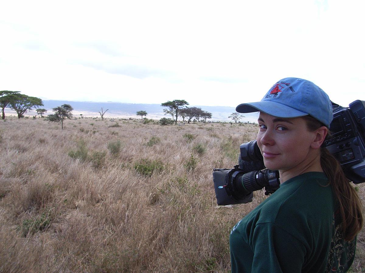 THE GETOUTSIDE INTERVIEWS | BELINDA KIRK