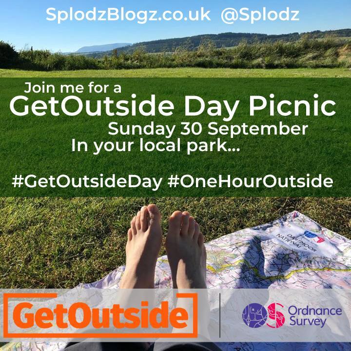 Splodz Blogz   GetOutside Day Picnic