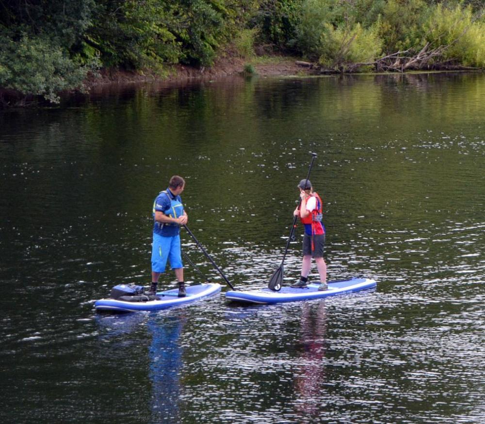 Splodz Blogz | Paddleboarding with Inspire2Adventure