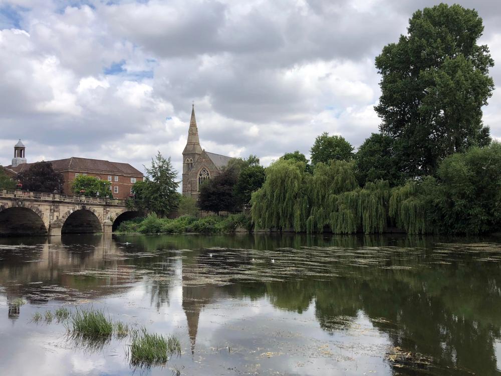 Splodz Blogz   Green Space in Shrewsbury