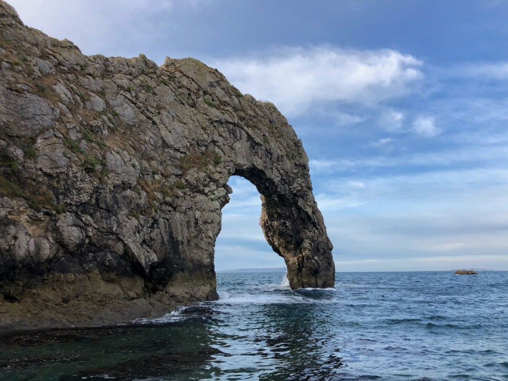 Splodz Blogz | Wilderness Weekends - Durdle Door