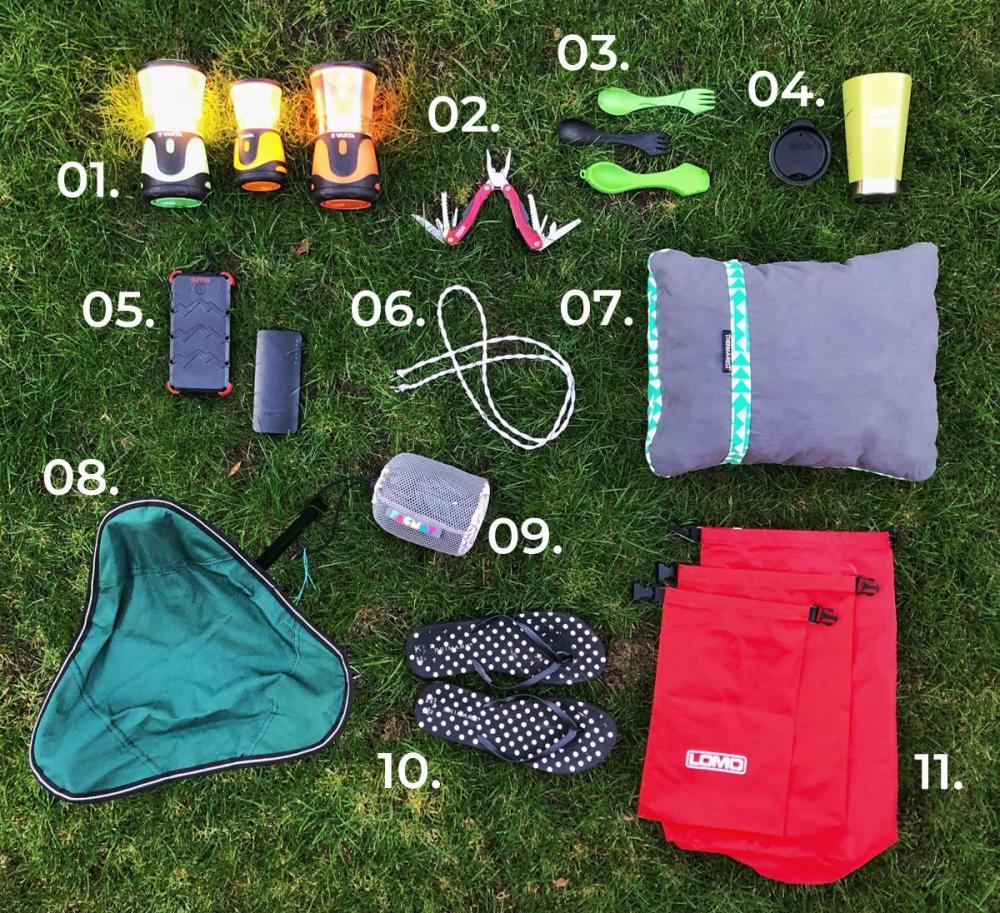 Splodz Blogz | Camping Bits and Bobs
