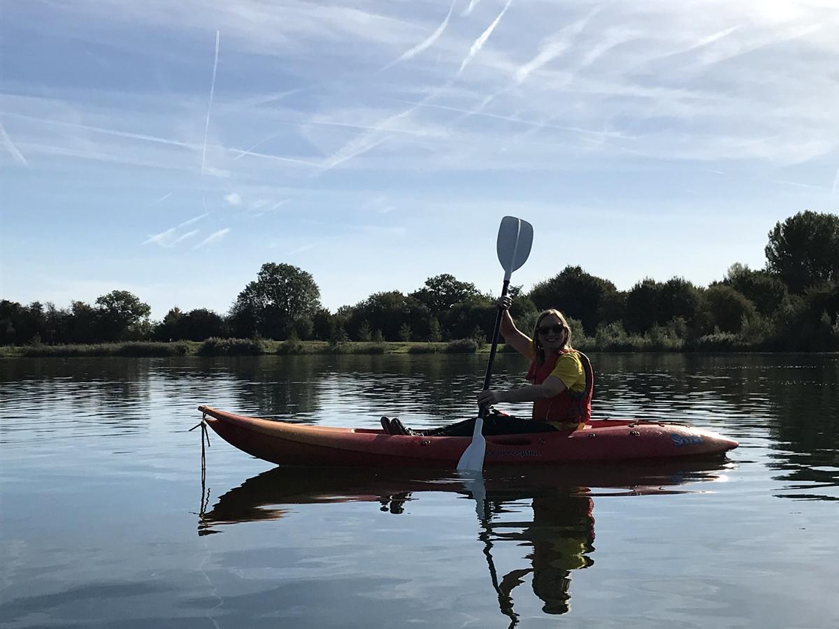 Splodz Blogz   GetOutside Activity Challenge - Kayaking