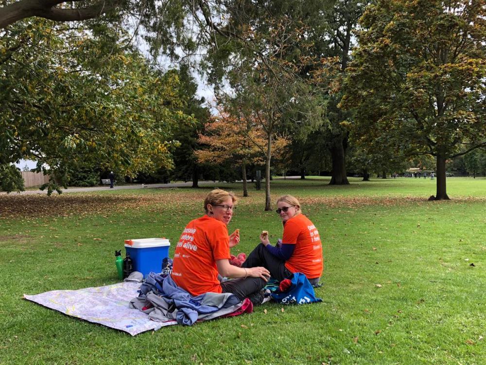 Splodz Blogz | GetOutside Activity Challenge - Picnic in the Park
