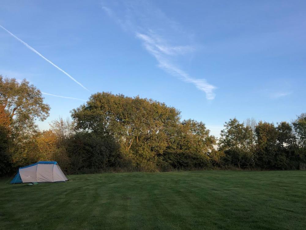 Splodz Blogz | GetOutside Activity Challenge - Camping