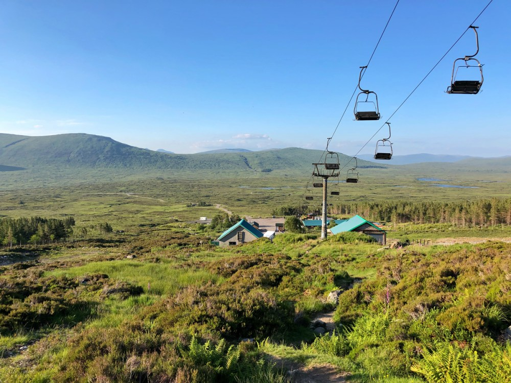 Splodz Blogz   NC500 - Glencoe Mountain Centre