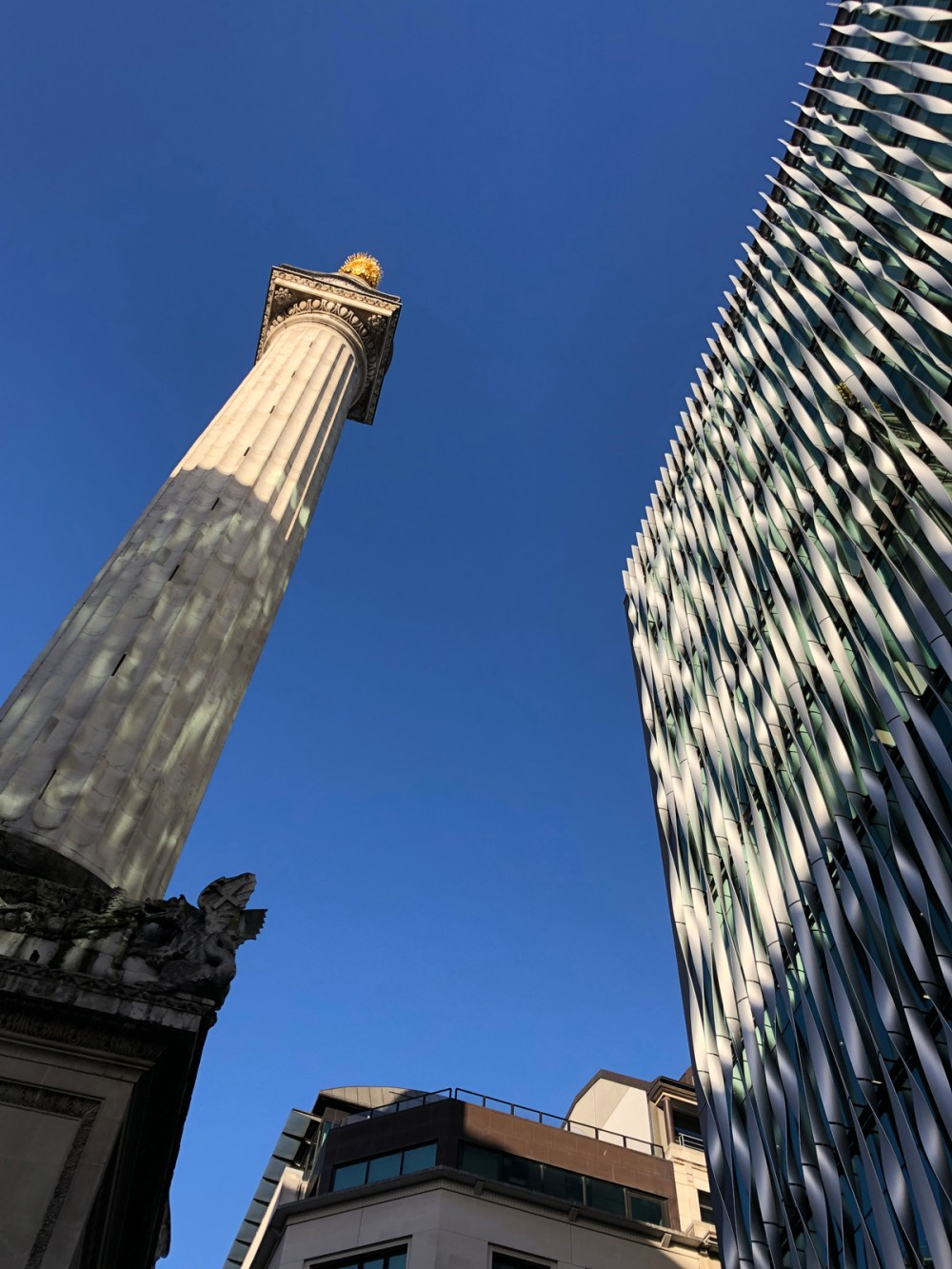 Splodz Blogz | London Walks, Monument