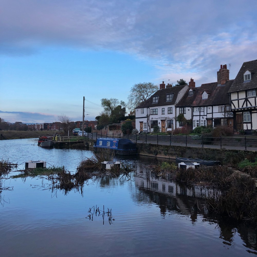 Splodz Blogz | One Hour Outside - Tewkesbury