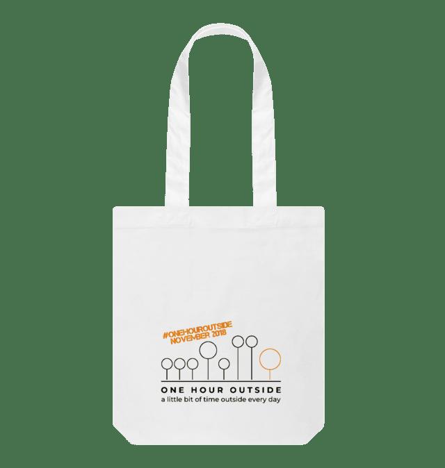 Splodz Blogz | One Hour Outside Challenge Tote Bag