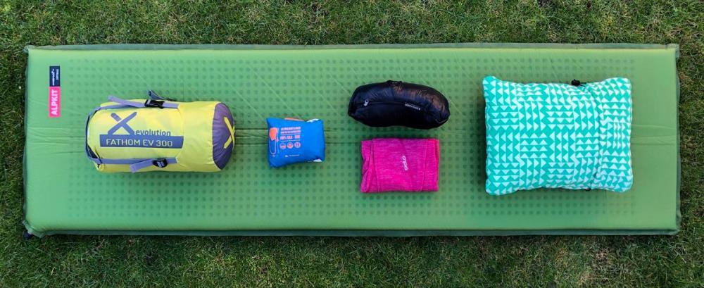 Splodz Blogz   Keeping Warm in a Sleeping Bag