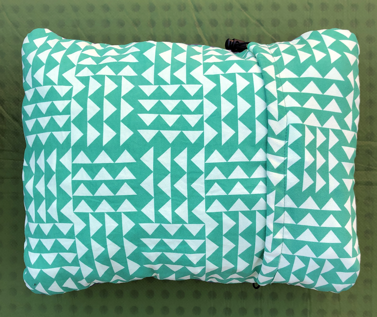 Review Thermarest Compressible Pillow Splodz Blogz