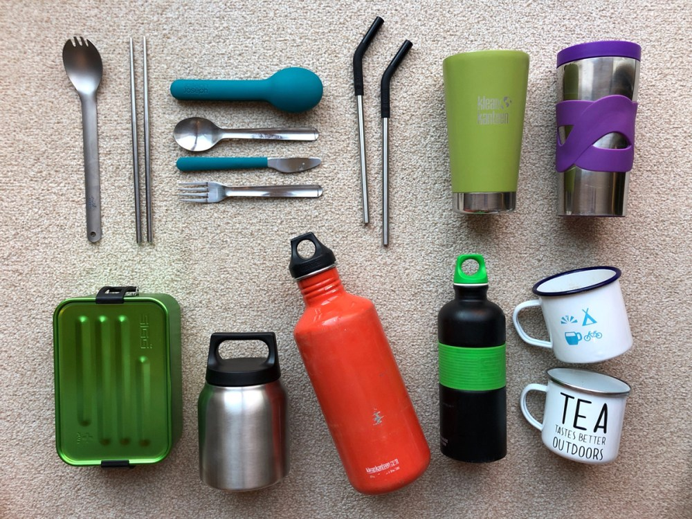 Splodz Blogz | Gift Ideas to Cut Lunchtime Plastic