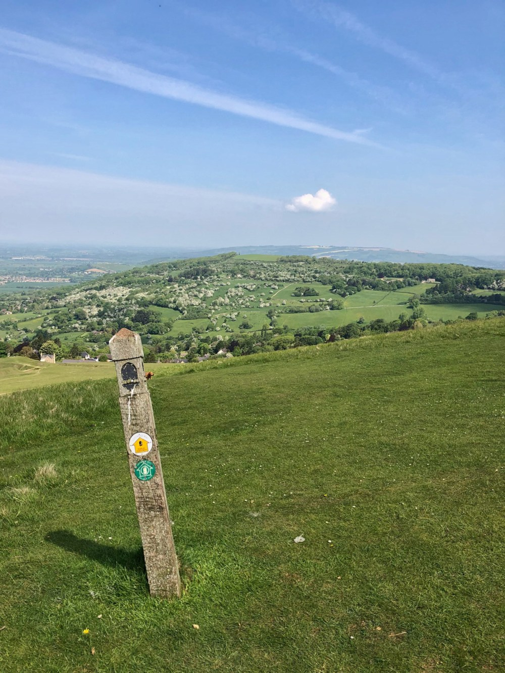 Splodz Blogz | Year in Photos - Cleeve Hill
