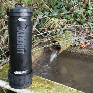 REVIEW | LIFESAVER LIBERTY PORTABLE WATER PURIFIER