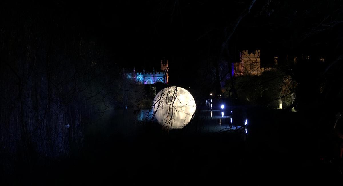 Splodz Blogz   Spectacle of Light at Sudeley Castle