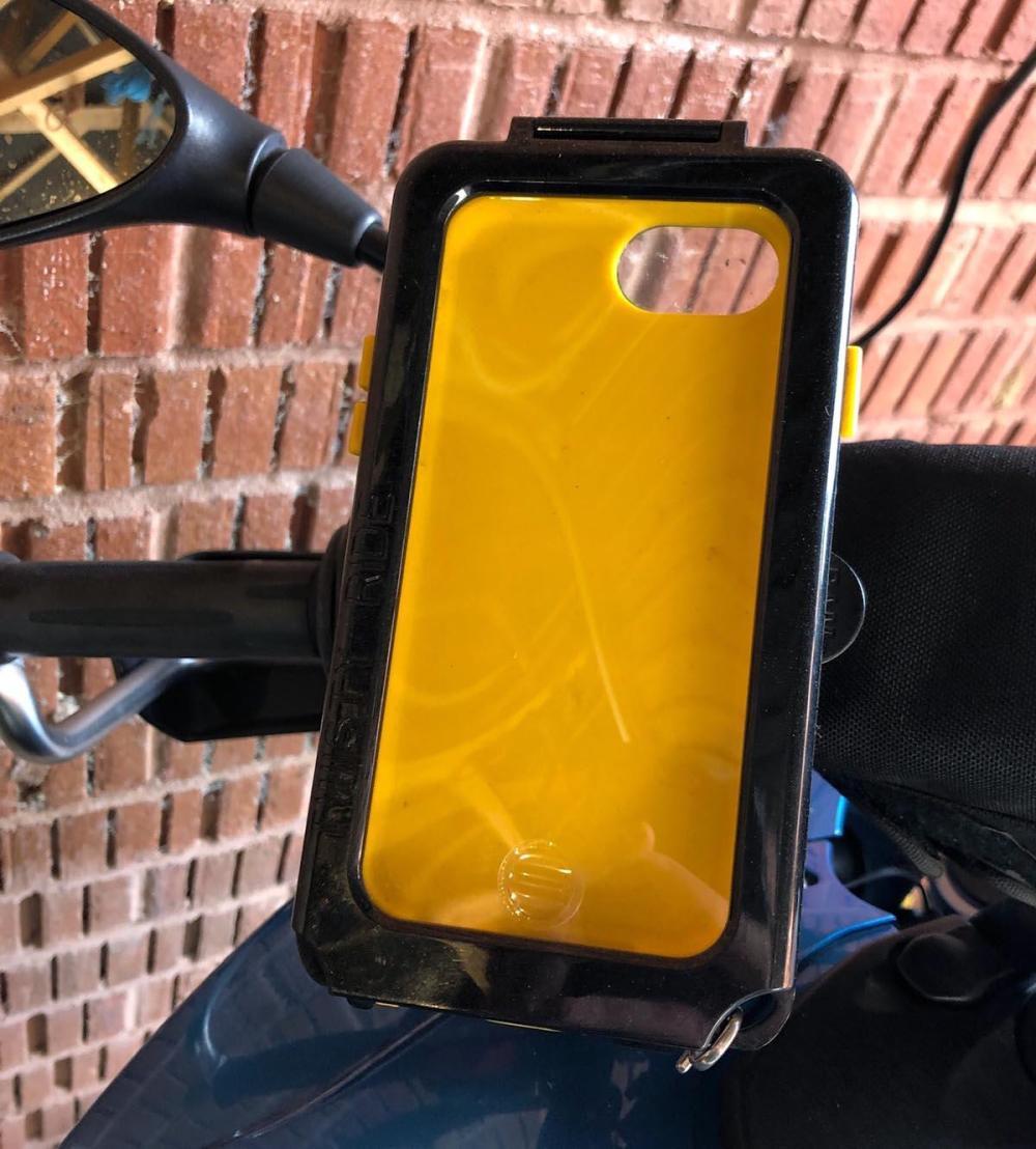 Splodz Blogz   Twisty Ride Phone Case