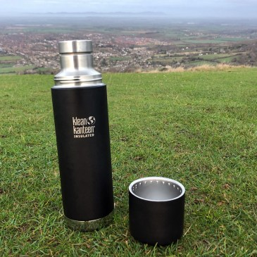 DRINKING TEA WITH THE KLEAN KANTEEN TKPRO