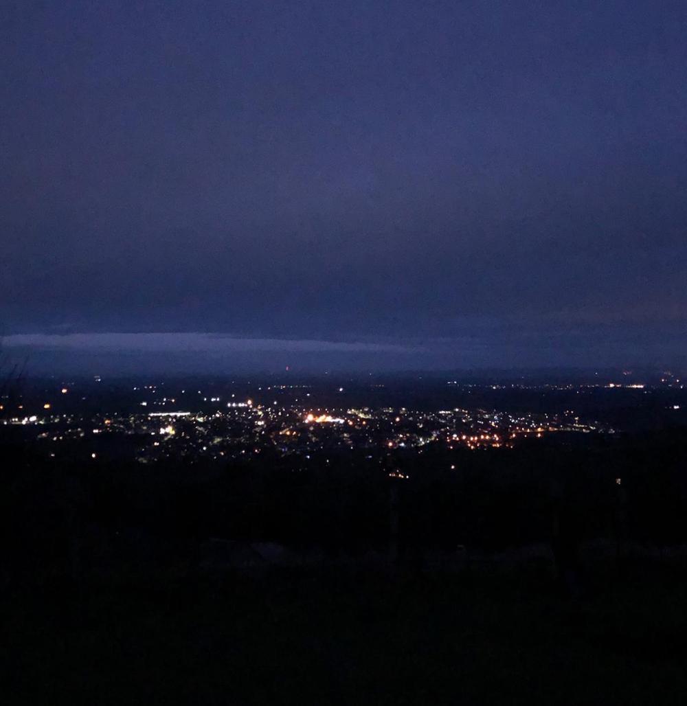 Splodz Blogz   Sunrise from Cleeve Hill