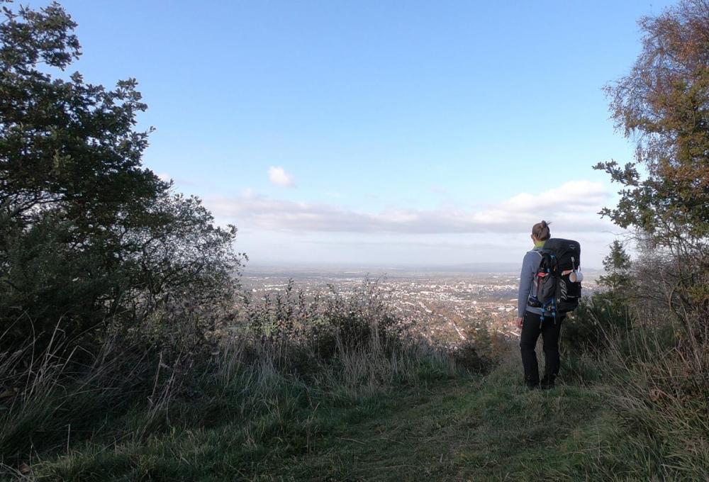 Splodz Blogz   On Leckhampton Hill