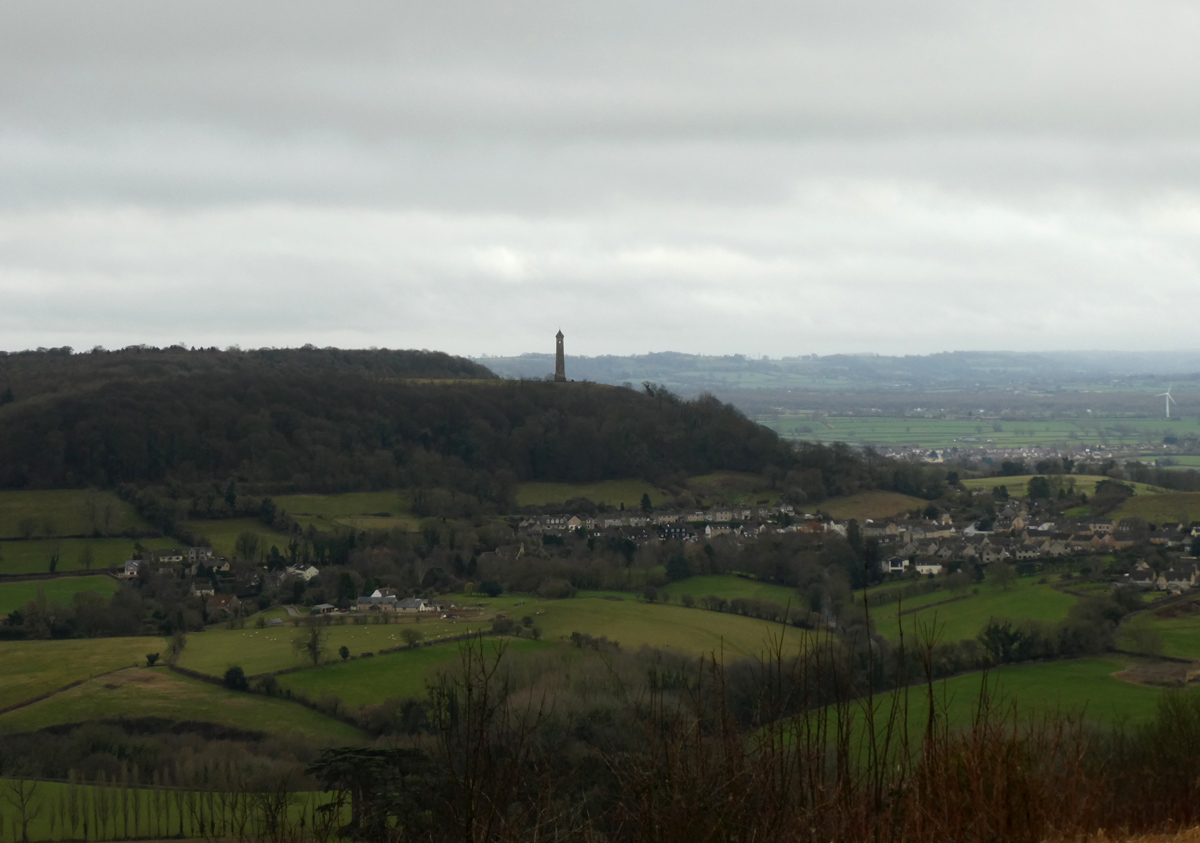 HIKING THE COTSWOLDS | NIBLEY, STINCHCOMBE AND COOMBE HILLS