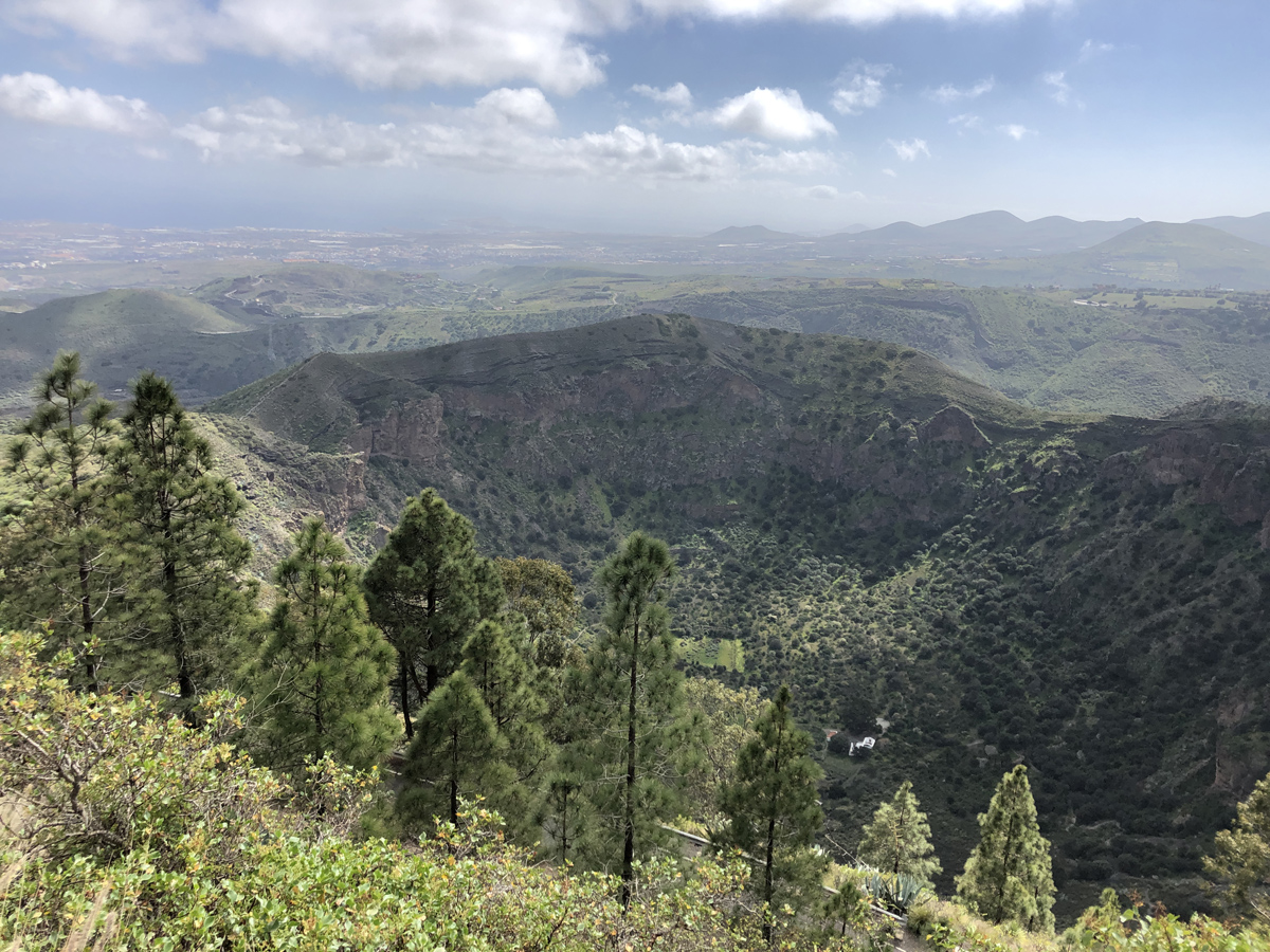 FIVE VIEWS NOT TO MISS IN GRAN CANARIA