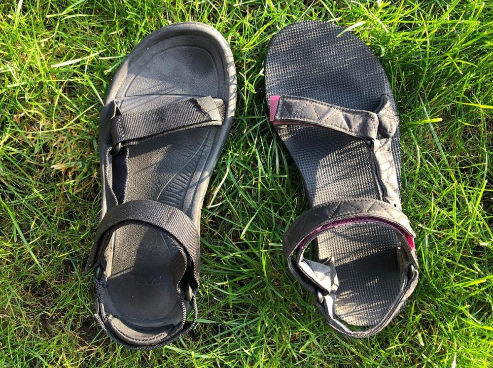 Splodz Blogz   Teva Hurricane XLT2 vs Original Sandals