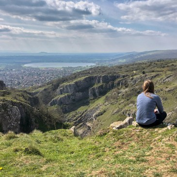 HIKING CHEDDAR GORGE WITH OUTDOOR BLOGGERS