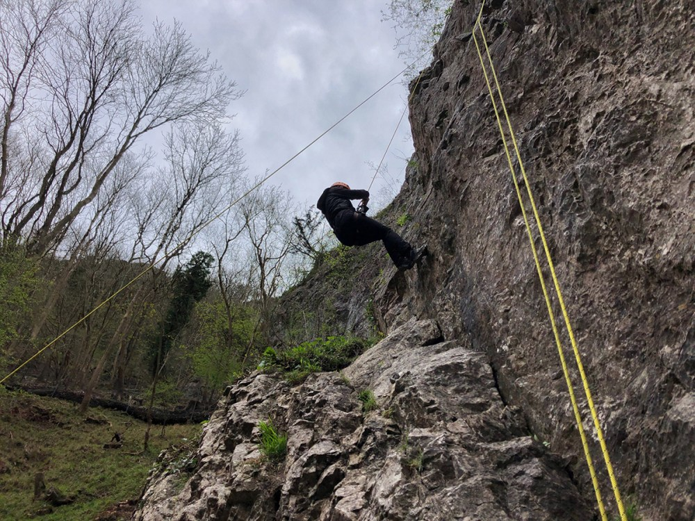 Splodz Blogz | Climbing up Cheddar Gorge
