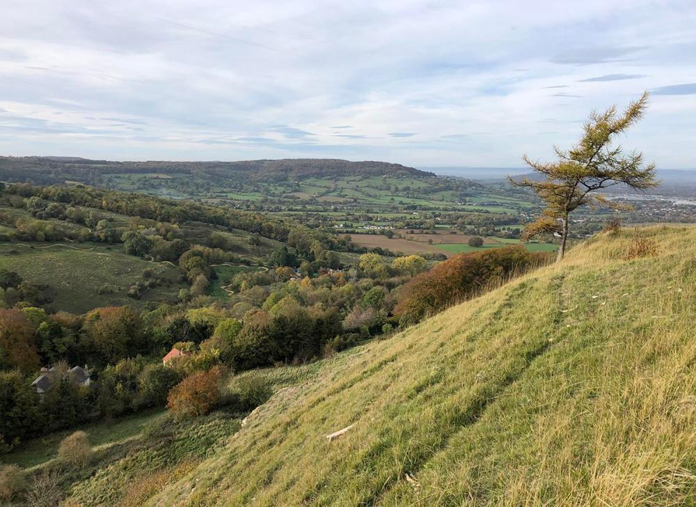 Splodz Blogz | View from Crickley Hill