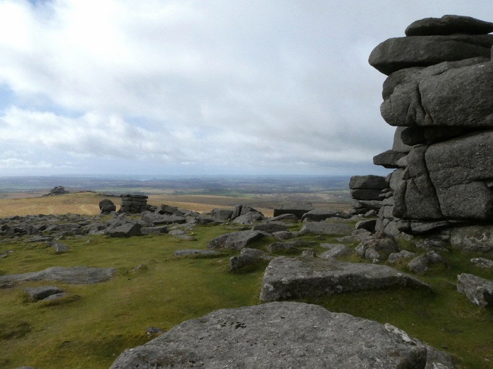 Splodz Blogz | Roos Tor, Dartmoor National Park
