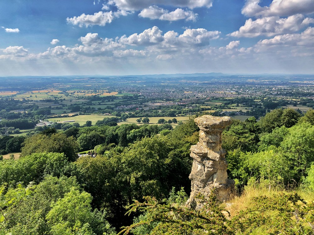 Splodz Blogz | Devil's Chimney, Leckhampton Hill