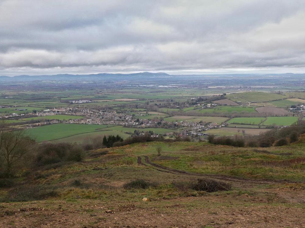 Splodz Blogz | View from Nottingham Hill