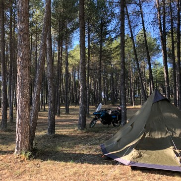 REVIEW | ROBENS GREEN CONE TIPI TENT