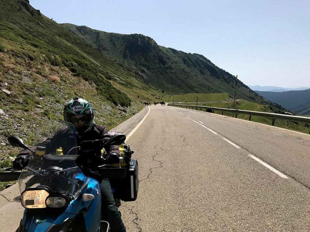 Splodz Blogz   Riding F650GS in Spain