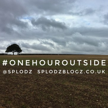 YOUR ONE HOUR OUTSIDE CHALLENGE | NOVEMBER 2020