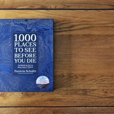 BOOK REVIEW | 1000 PLACES TO SEE BEFORE YOU DIE, PATRICIA SCHULZ